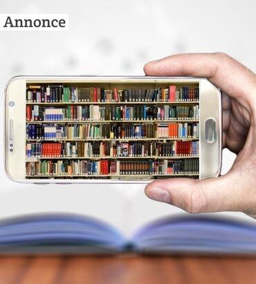 Onlinelæsning – nemt og bekvemt