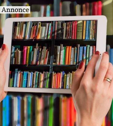Find onlinetilbud på din ønskebog