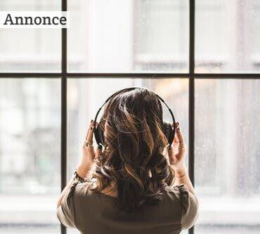 3 grunde til at høre lydbøger